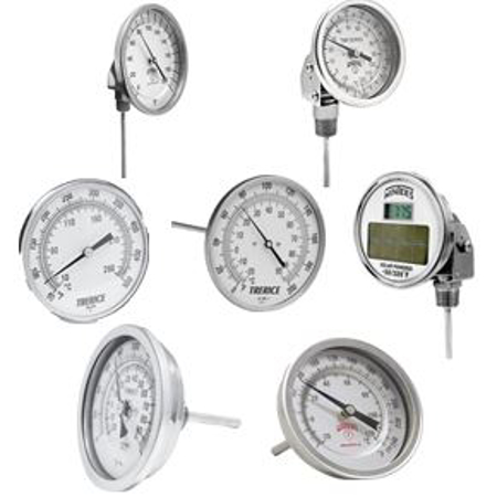Picture for Bi-Metal Thermometers
