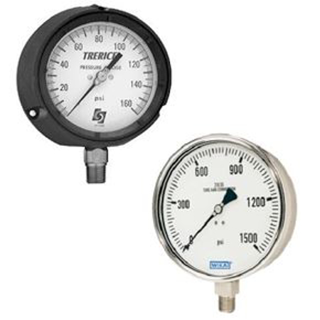 Picture for Pressure Gauges