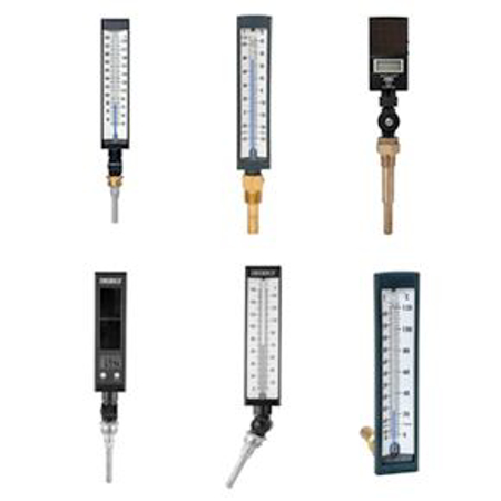 Picture for Industrial Thermometers
