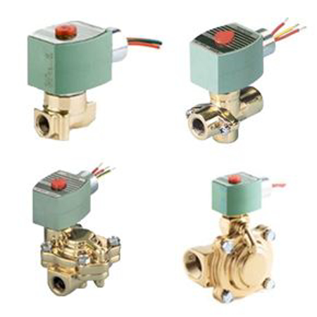 Picture for ASCO Solenoid Valves